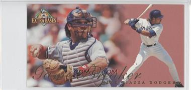 1994 Fleer Extra Bases Game Breakers #22 - Mike Piazza