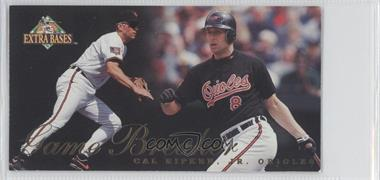 1994 Fleer Extra Bases Game Breakers #24 - Cal Ripken Jr.