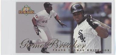1994 Fleer Extra Bases Game Breakers #27 - Frank Thomas