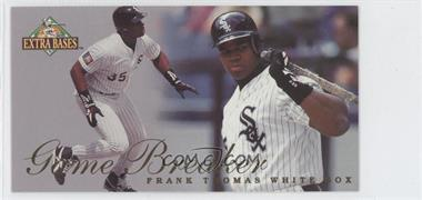 1994 Fleer Extra Bases Game Breakers #27 - Frank Thomas