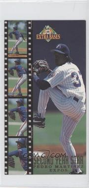 1994 Fleer Extra Bases Second Year Stars #12 - Pedro Martinez