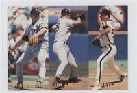 Chris Bosio, Jim Abbott, Darryl Kile /10000