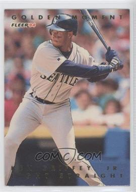 1994 Fleer Golden Moments #4 - Ken Griffey Jr.