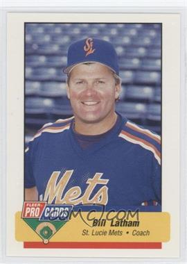 1994 Fleer ProCards Minor League #1213 - Bill Latham