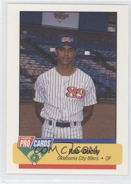 1994 Fleer ProCards Minor League #1503 - Rob Ducey