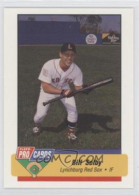 1994 Fleer ProCards Minor League #1902 - Bill Selby