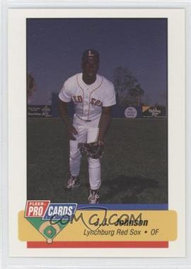 1994 Fleer ProCards Minor League #1905 - J.J. Johnson