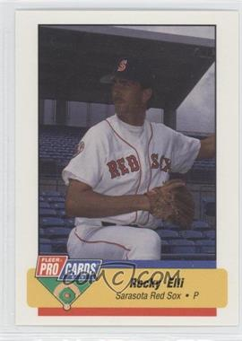 1994 Fleer ProCards Minor League #1943 - Rocky Elli