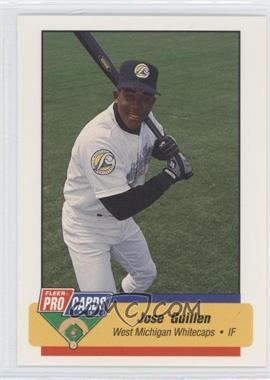 1994 Fleer ProCards Minor League #2305 - Jose Guzman
