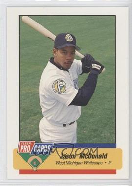 1994 Fleer ProCards Minor League #2306 - Jason McDonald