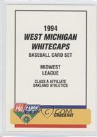 West Michigan Whitecaps Team