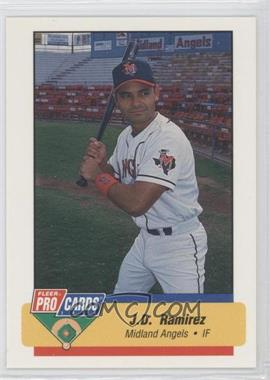 1994 Fleer ProCards Minor League #2447 - J.D. Ramirez