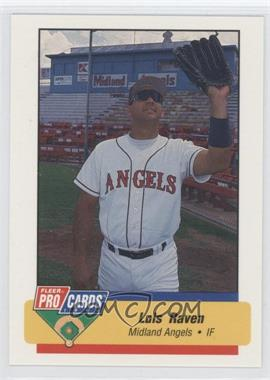 1994 Fleer ProCards Minor League #2448 - Luis Raven