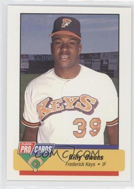 1994 Fleer ProCards Minor League #2624 - [Missing]