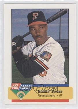 1994 Fleer ProCards Minor League #2625 - Kim Batiste