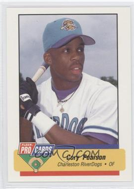 1994 Fleer ProCards Minor League #2686 - Cory Pearson