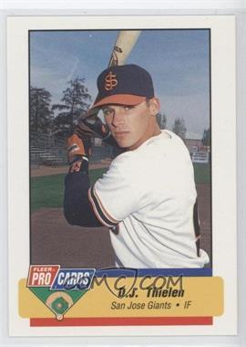1994 Fleer ProCards Minor League #2830 - [Missing]