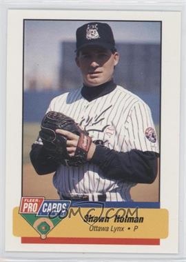 1994 Fleer ProCards Minor League #2898 - Shawn Holman