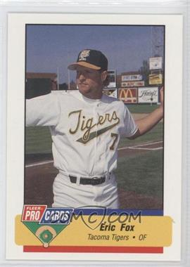 1994 Fleer ProCards Minor League #3186 - Eric Fox