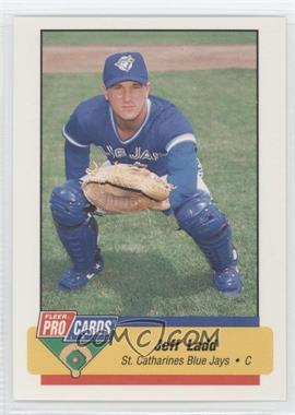 1994 Fleer ProCards Minor League #3646 - Jeff Ladd