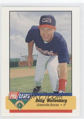 1994 Fleer ProCards Minor League #423 - Doug Wollenburg