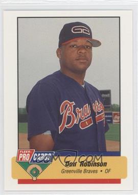 1994 Fleer ProCards Minor League #426 - Don Robinson