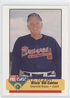 1994 Fleer ProCards Minor League #429 - Braulio Castillo