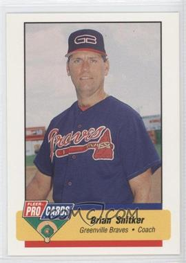 1994 Fleer ProCards Minor League #431 - Brett Snyder