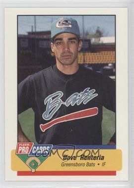 1994 Fleer ProCards Minor League #485 - David Renteria