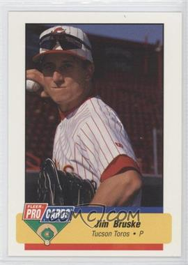 1994 Fleer ProCards Minor League #753 - Jim Bruske