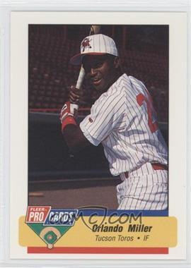 1994 Fleer ProCards Minor League #770 - Orlando Miller