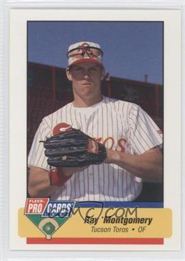 1994 Fleer ProCards Minor League #775 - Ray Montgomery
