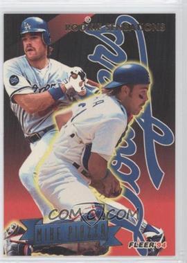 1994 Fleer Rookie Sensations #14 - Mike Piazza