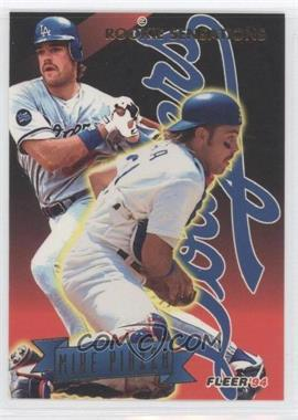 1994 Fleer Rookie Sensations #14 - Mike Piazza