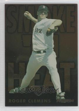 1994 Fleer Smoke 'n Heat #1 - Roger Clemens