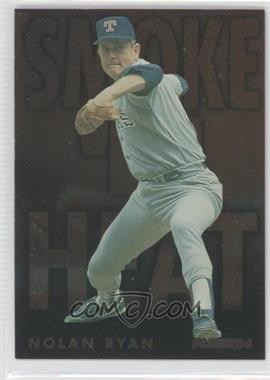 1994 Fleer Smoke 'n Heat #10 - Nolan Ryan