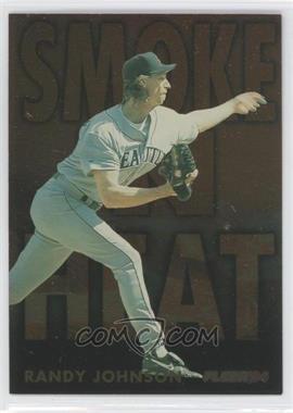 1994 Fleer Smoke 'n Heat #5 - Randy Johnson