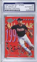 Cal Ripken Jr. [PSA/DNA Certified Auto]