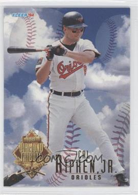 1994 Fleer Update - Box Set Diamond Tribute #10 - Cal Ripken Jr.