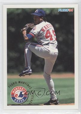 1994 Fleer Update Box Set [Base] #U153 - Pedro Martinez