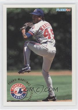 1994 Fleer Update Box Set [Base] #U153 - Pedro Martinez
