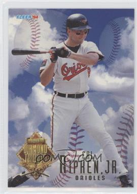 1994 Fleer Update Box Set Diamond Tribute #10 - Cal Ripken Jr.