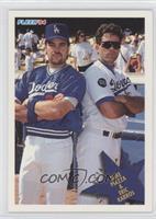 Mike Piazza, Eric Karros