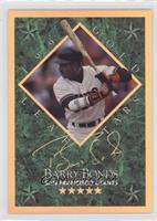 Barry Bonds /10000
