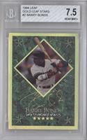 Barry Bonds /10000 [BGS 7.5]