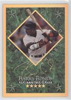 Barry Bonds /10000