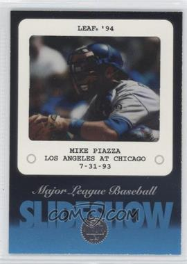 1994 Leaf SlideShow #2 - Mike Piazza