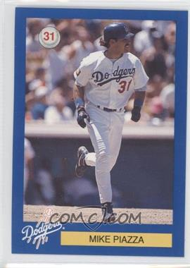 1994 Los Angeles Dodgers D.A.R.E. - [Base] #31 - Mike Piazza