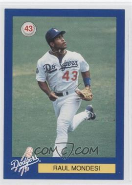 1994 Los Angeles Dodgers D.A.R.E. - [Base] #43 - Raul Mondesi