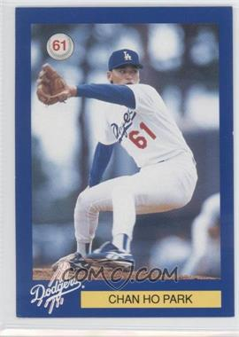 1994 Los Angeles Dodgers D.A.R.E. - [Base] #61 - Chan Ho Park